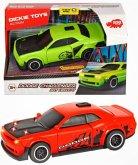 Dickie Toys 203752009 - Dodge Challenger SRT Hellcat, (Farbauswahl erfolgt zufällig!)