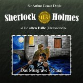 Sherlock Holmes, Die alten Fälle (Reloaded), Fall 3: Das Musgrave-Ritual (MP3-Download)