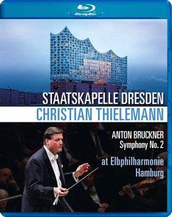 Bruckner: Sinfonie 2 [Blu-Ray] - Thielemann,Christian/Staatskapelle Dresden