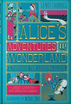 Alice's Adventures in Wonderland & Through the Looking-Glass (eBook, ePUB) - Carroll, Lewis