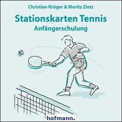 Stationskarten Tennis, CD-ROM