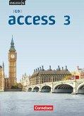 English G Access - G9 - Ausgabe 2019. Band 3: 7. Schuljahr - Schülerbuch