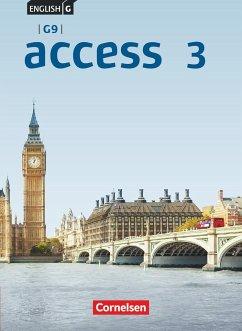 English G Access - G9 - Ausgabe 2019. Bd. 3: 7. Schuljahr - Schülerbuch - Harger, Laurence; Niemitz-Rossant, Cecile J.