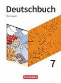 Deutschbuch Gymnasium - Neue Allgemeine Ausgabe 7. Schuljahr - Schülerbuch