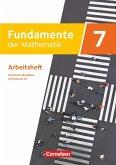 Fundamente der Mathematik - Nordrhein-Westfalen - Ausgabe 2019. 7. Schuljahr - Arbeitsheft mit Lösungen