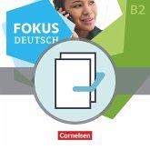 Fokus Deutsch - Allgemeine Ausgabe - B1+/B2, 4 Audio-CDs / Fokus Deutsch - Allgemeine Ausgabe 1