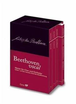Beethoven: Werke für Chor und Orchester - Beethoven, Ludwig van