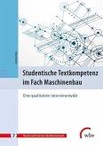 Studentische Textkompetenz im Fach Maschinenbau