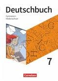 Deutschbuch Gymnasium - Niedersachsen - Neue Ausgabe. 7. Schuljahr - Schülerbuch