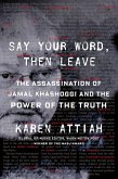 Say Your Word, Then Leave (eBook, ePUB)