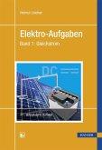 Elektro-Aufgaben Band 1 (eBook, PDF)