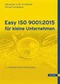 Easy ISO 9001:2015 für kleine Unternehmen (eBook, PDF)