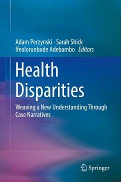 Health Disparities (eBook, PDF)