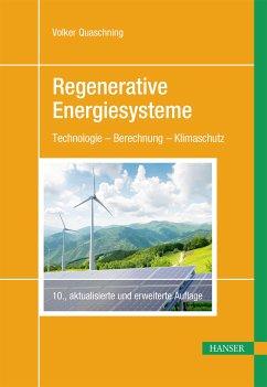 Regenerative Energiesysteme (eBook, PDF) - Quaschning, Volker