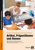 Artikel, Präpositionen und Nomen - Mein Körper 3/4 (eBook, PDF)