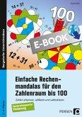 Einfache Rechenmandalas für den Zahlenraum bis 100 (eBook, PDF)