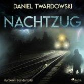 Nachtzug - Kurzkrimi aus der Eifel (Ungekürzt) (MP3-Download)