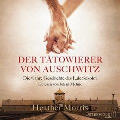 Der Tätowierer von Auschwitz (MP3-Download) - Morris, Heather