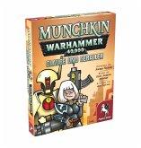 Munchkin Warhammer 40.000 - Glaube und Geballer (Spiel-Zubehör)
