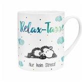 "XL-Tasse ""Relax"""