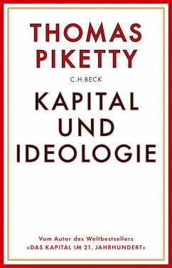 Kapital und Ideologie - Piketty, Thomas