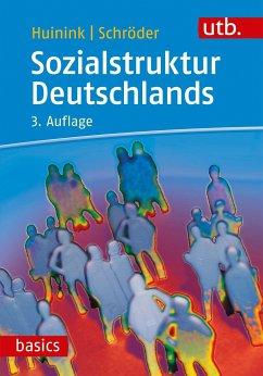 Sozialstruktur Deutschlands - Huinink, Johannes; Schröder, Torsten