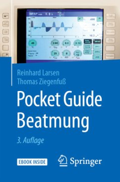 Pocket Guide Beatmung - Larsen, Reinhard;Ziegenfuß, Thomas