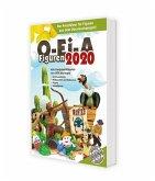 O-Ei-A Figuren 2020 - Das Original