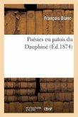 Poesies En Patois Du Dauphiné