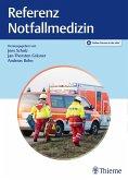 Referenz Notfallmedizin (eBook, PDF)