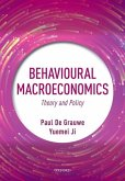 Behavioural Macroeconomics: Theory and Policy