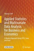 Applied Statistics and Multivariate Data Analysis for Business and Economics (eBook, PDF)