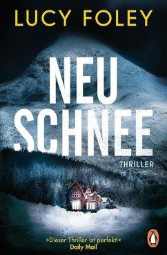 Neuschnee (eBook, ePUB) - Foley, Lucy