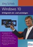 Windows 10 Erfolgreich ein- und umsteigen (eBook, PDF)
