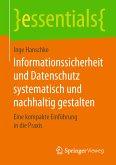 Informationssicherheit und Datenschutz systematisch und nachhaltig gestalten (eBook, PDF)