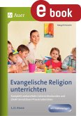 Evangelische Religion unterrichten - Klasse 1+2 (eBook, PDF)