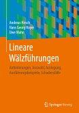 Lineare Wälzführungen (eBook, PDF)
