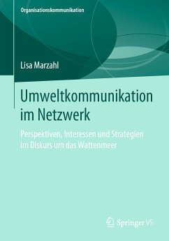 Umweltkommunikation im Netzwerk (eBook, PDF) - Marzahl, Lisa