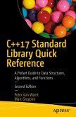 C++17 Standard Library Quick Reference (eBook, PDF)