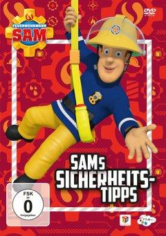 Feuerwehrmann Sam - Sams Sicherheitstipps - Feuerwehrmann Sam
