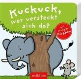 Kuckuck, wer versteckt sich da?