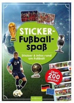 Sticker-Fußballspaß - Dreisbach, Jens