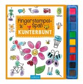 Fingerstempel-Spaß Kunterbunt