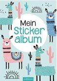 Mein Stickeralbum - Lamas