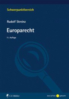 Europarecht - Streinz, Rudolf