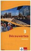Découvertes 3. Verbenlernheft 3. Lernjahr. Ausgabe Bayern