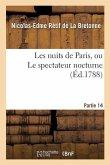 Les nuits de Paris, ou Le spectateur nocturne. Partie 14