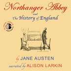 Northanger Abbey and The History of England (Unabridged) (MP3-Download)