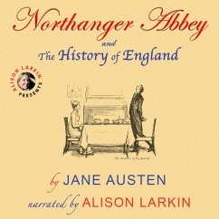Northanger Abbey and The History of England (Unabridged) (MP3-Download) - Austen, Jane