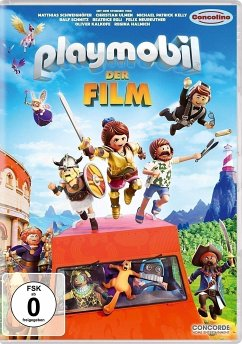 Playmobil: Der Film - Playmobil-Der Film/Dvd